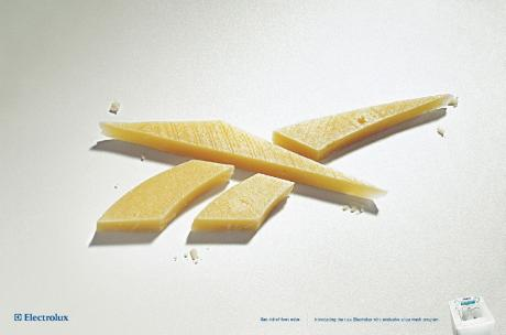 Electrolux - Huele a queso
