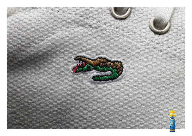 marco creativo - scholl crocodile