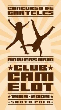 marco creativo - concurso de carteles camelot