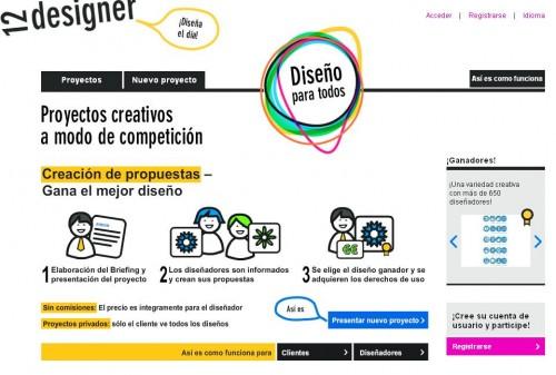 marco creativo - 12 designers concursos diseño gráfico dinero gratis