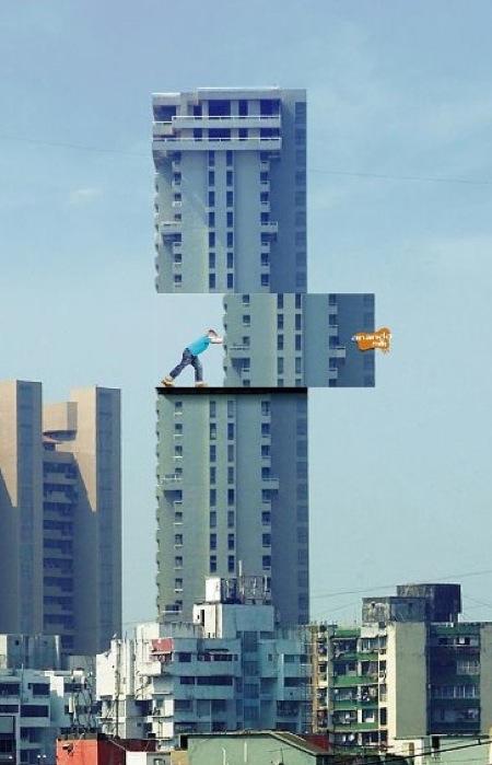 marcocreativo - publicidad sorprendente