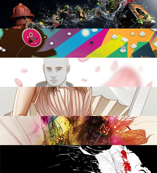marco creativo - 33 ilustraciones sorprendentes para inspirarnos