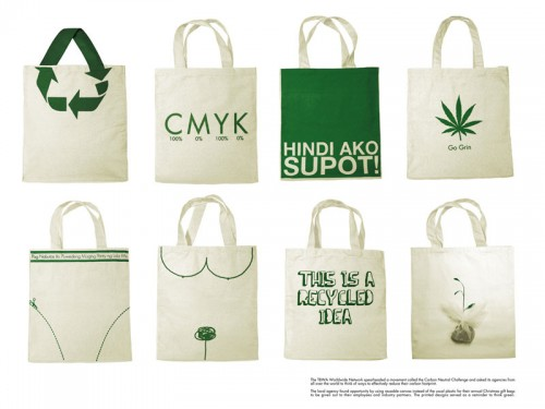 marcocreativo - TBWA-Carbon-Neutral-Bags