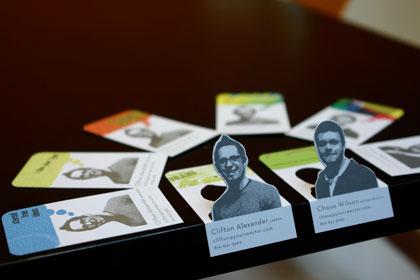 marcocreativo - tarjetas de visita 2009
