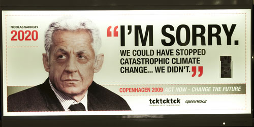 marcocreativo - tcktcktck greenpeace