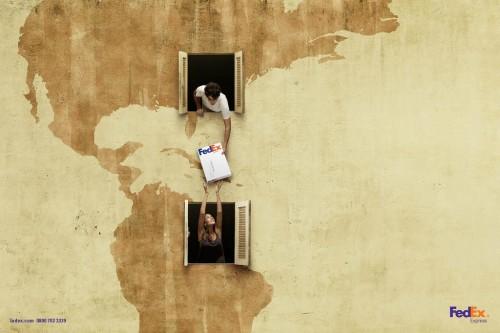 marcoCreativo - Fedex Express Campaña Creativa