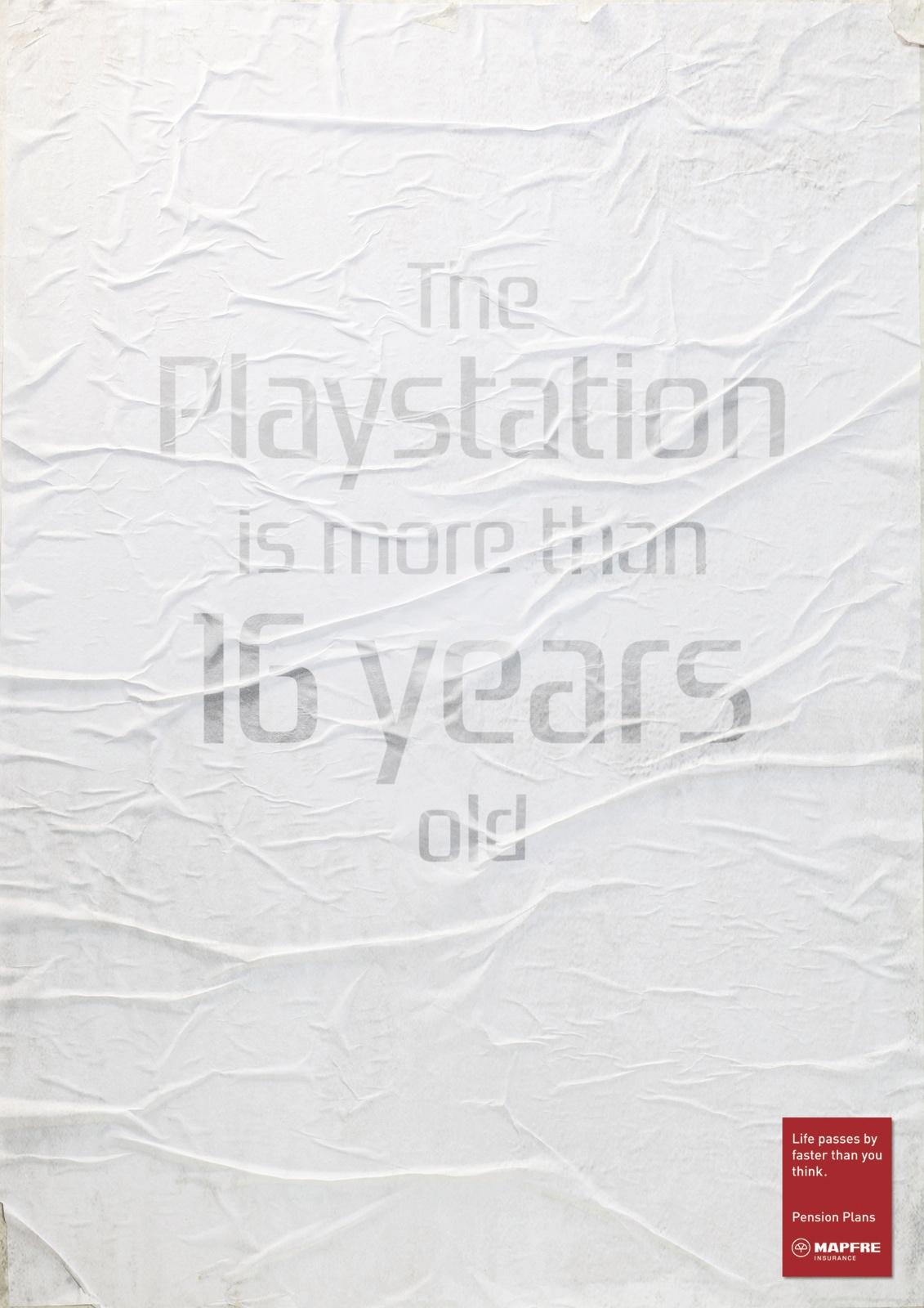 La PlayStation tiene más de 16 años