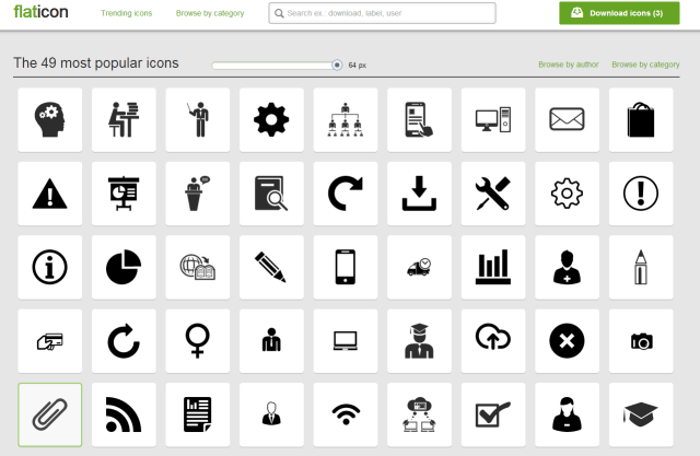 iconos gratis freepik marcocreativo