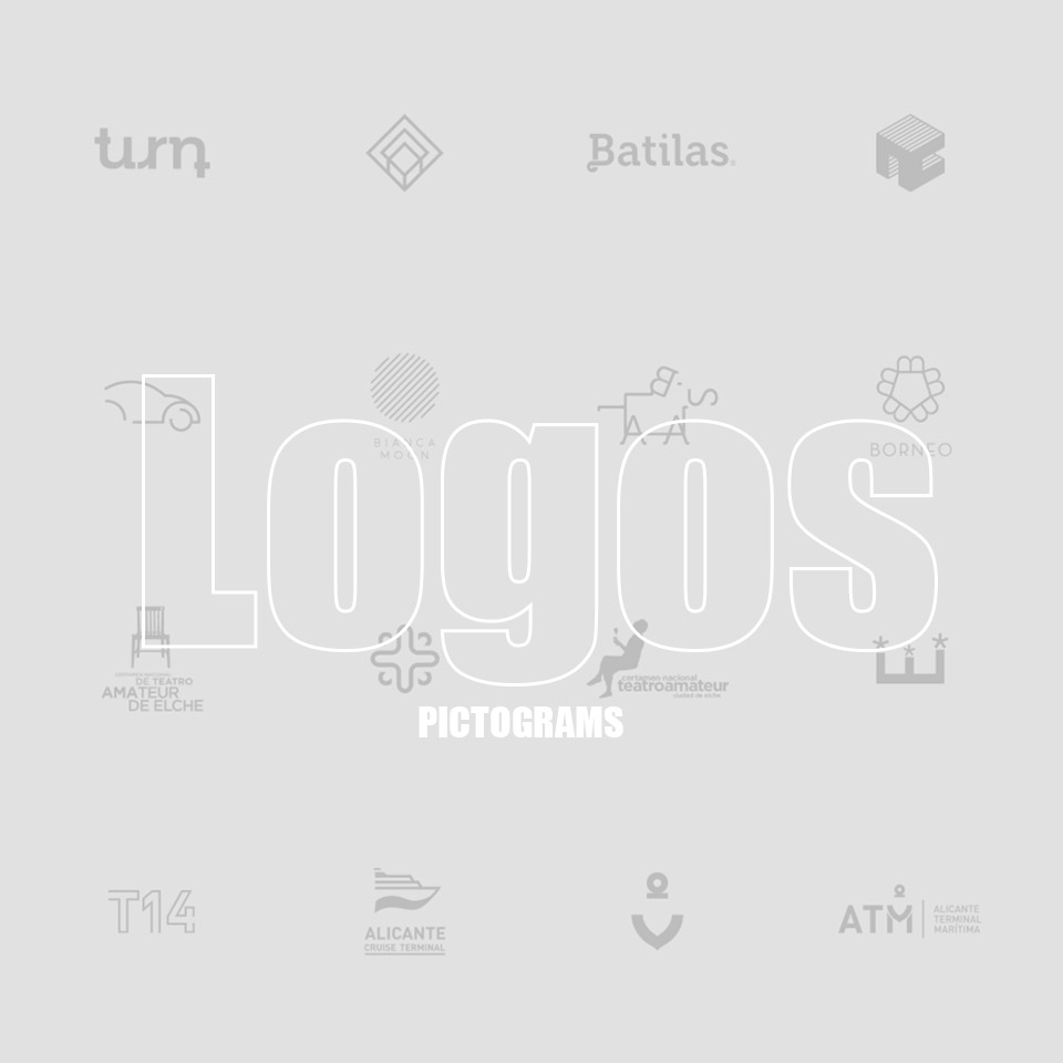 Logos & Pictograms | Marco Creativo | Estudio de Diseño Gráfico y ...