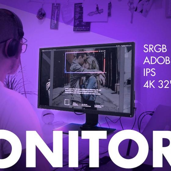 MONITOR para DISEÑO, FOTOGRAFÍA y VÍDEO / BenQ PD3200U vs SW320.