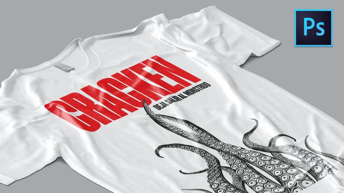 Coloca un diseño sobre cualquier tejido, playera o camiseta