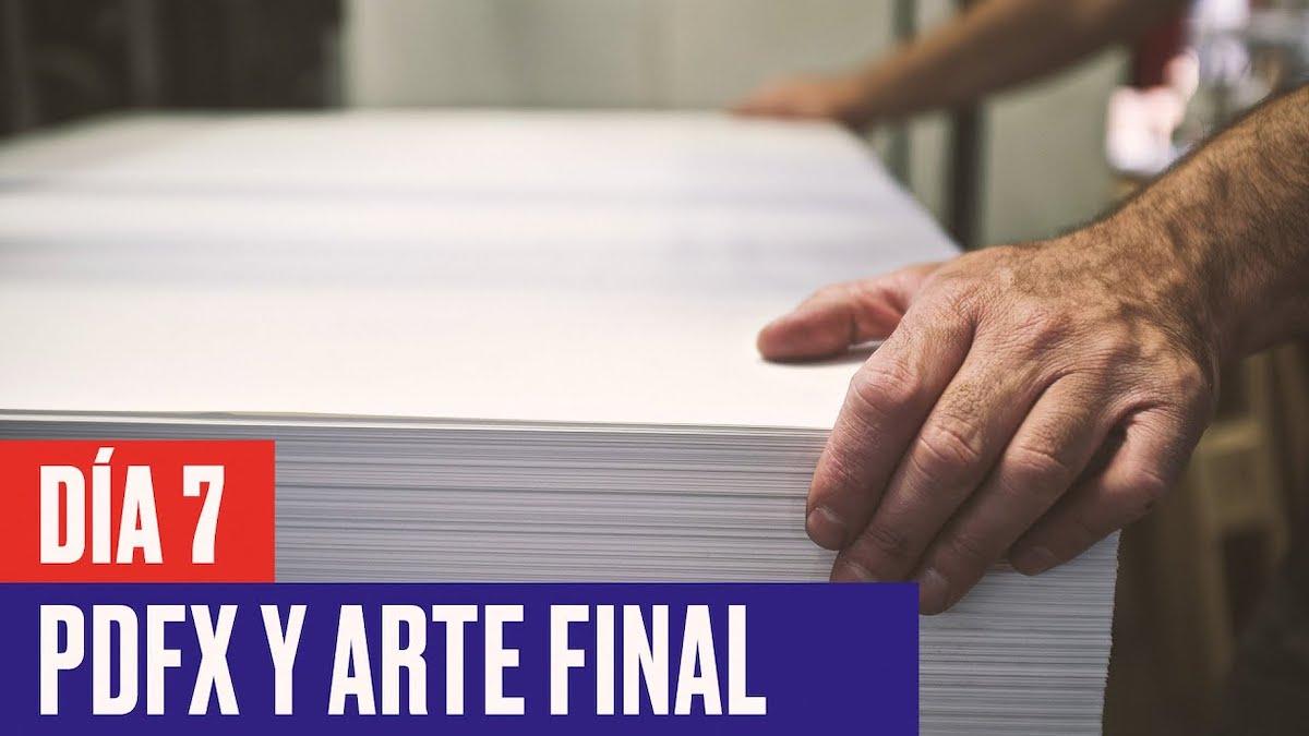 clase gratis online pdfx y arte final