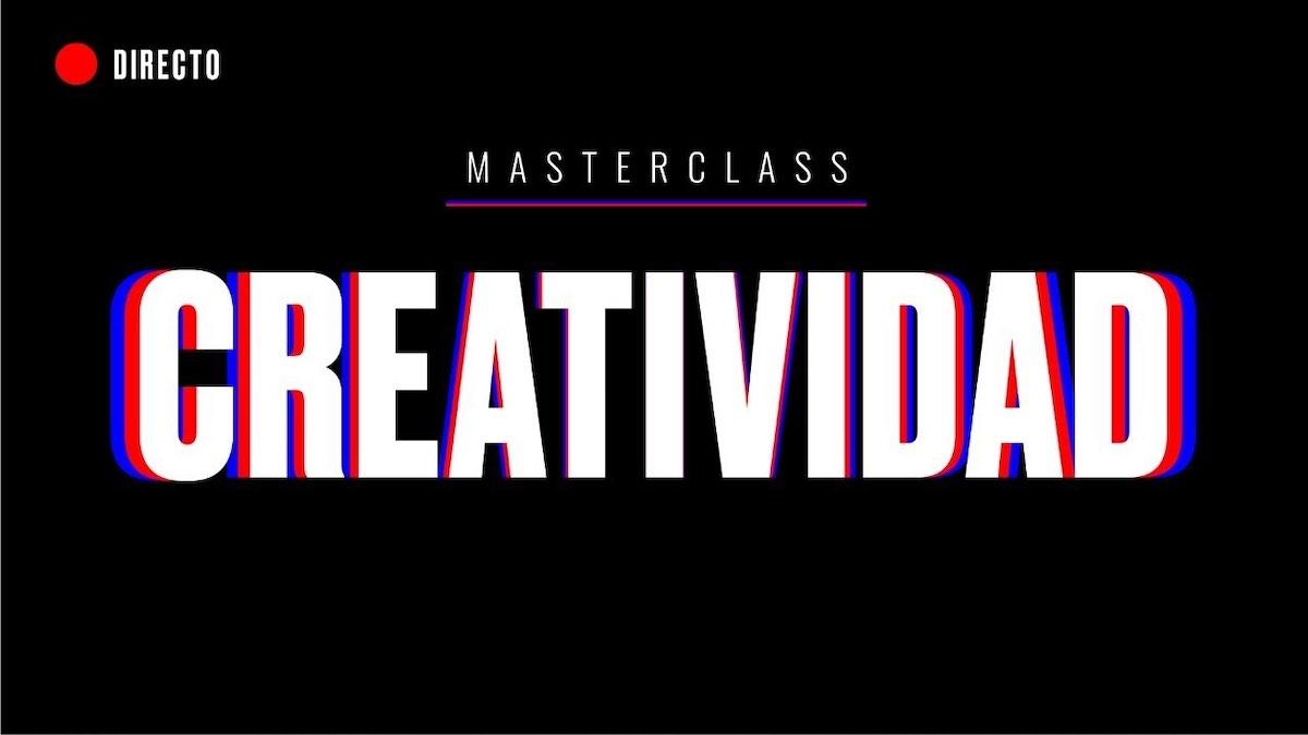Masterclass gratis sobre creatividad
