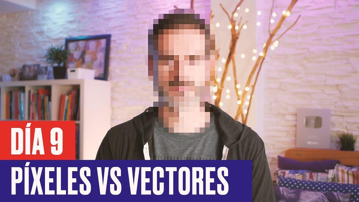 clase gratis online diferencias entre mapa de bits y vectores