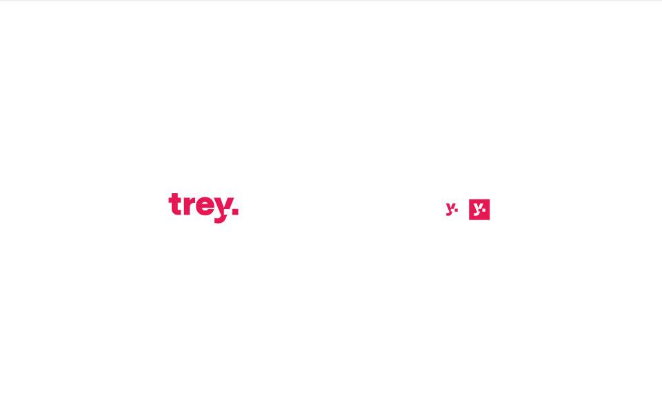 logo trey responsive marco creativo