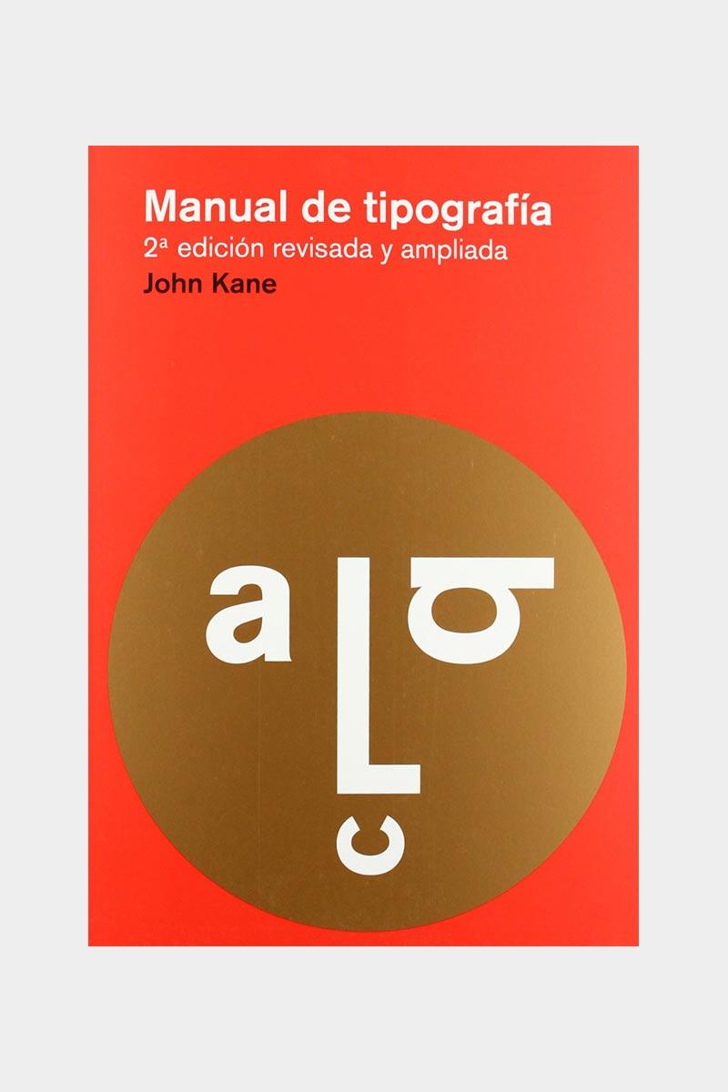 comprar libro manual de tipografia